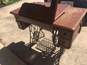 Antique sewing machine for Sale in Herndon, VA