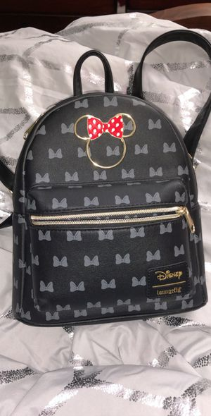 Loungefly backpack black for Sale in Fresno, CA
