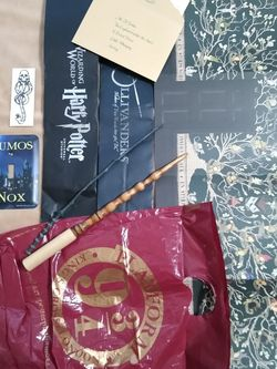 Harry Potter Wand Tattoo Bag Light Switch for Sale in Spanaway,  WA