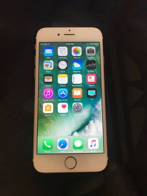 iPhone 6s T-Mobile unlocked like new w/case charger for Sale in Toms River, NJ