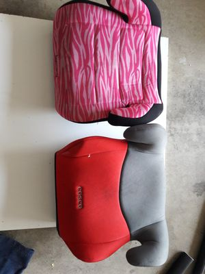 Backless booster car seat for Sale in Irvine, CA
