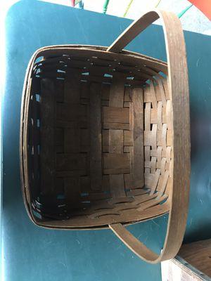 Vintage Longaberger Basket for Sale in Richmond, VA