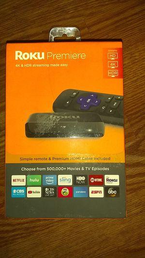 Roku Premiere 4k for Sale in Santa Ana, CA
