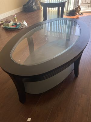 Coffee Table and End table for Sale in Hayward, CA