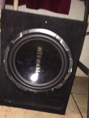 "12"" Mtx audio for Sale in Sanger, CA"
