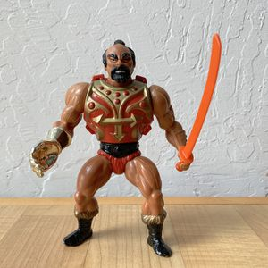 Vintage He-man Masters of the Universe Jitsu Action Figure Toy for Sale in Elizabethtown, PA