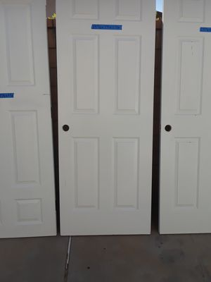 Solid wood interior door 30x80 for Sale in La Verne, CA