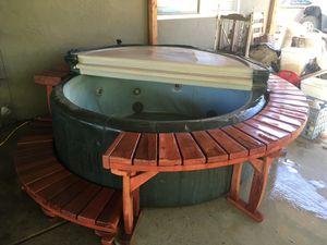 Soft tub-hot tub for Sale in Dixon, CA