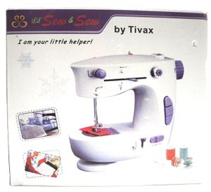 Lil' Sew & Sew by Tivax -Sewing Machine- (LSS-338) for Sale in Virginia Beach, VA