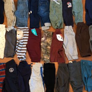 Big Lot Of Baby Boys Clothes 3-6 Months for Sale in Glen Ellyn, IL