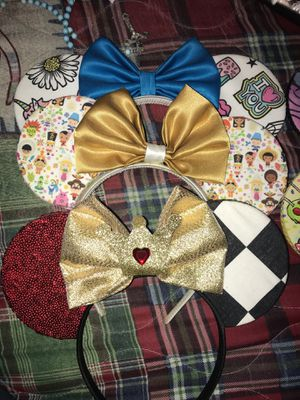 DISNEY EARS GREAT QUALITY!!! All sorts of styles ! for Sale in Pico Rivera, CA