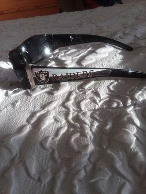 Oakland Raiders Sunglasses for Sale in Santa Maria, CA