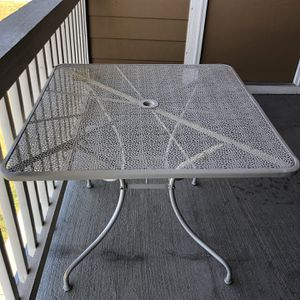 Patio Table And Chairs for Sale in Arvada, CO