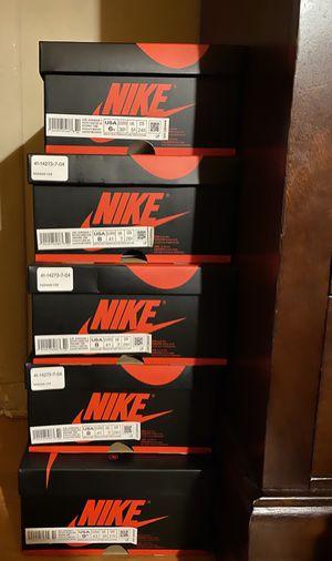 Jordan 1 smoke grey's for Sale in Hazel Park, MI