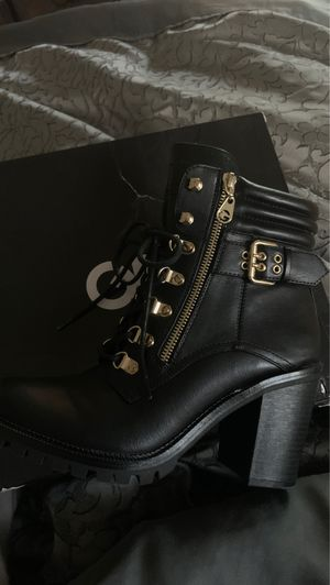 Guess Boots Women Size 9-Work once (too tight) for Sale in Stafford, VA