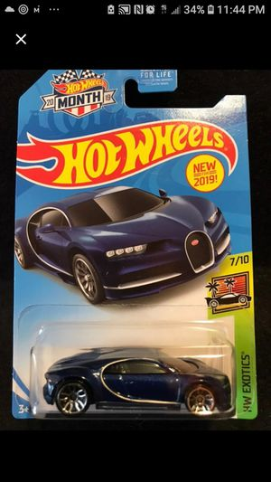 Hot wheels Bugatti for Sale in Toledo, OH