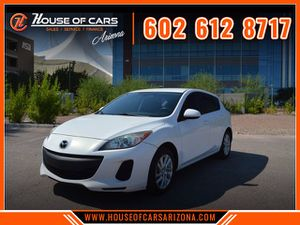 2012 Mazda Mazda3 for Sale in Scottsdale, AZ