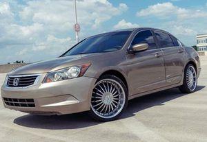 2008 Honda Accord price $1000 for Sale in Fremont, CA
