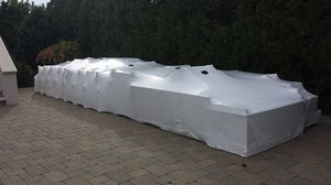 All season covers for anything. Shrink wrap for Sale in West Linn, OR