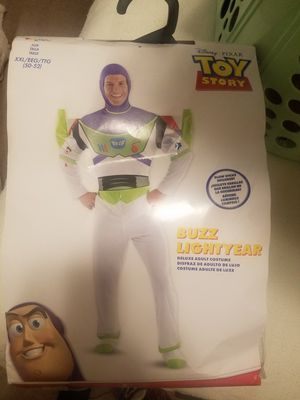 Buzz lightyear adult size 2x for Sale in Henderson, NV