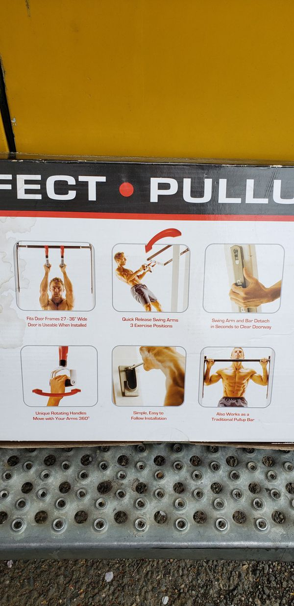 New PERFECT PULLUP