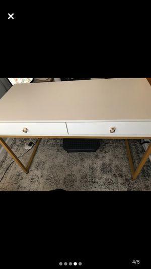 Modern Simple 47 inch Home Office Desk for Sale in Rockville, MD
