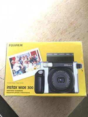 Camera Fujifilm Instax 300 wide for Sale in Spring Hill, FL