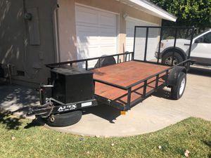 Utility trailer 12x6 for Sale in Yorba Linda, CA