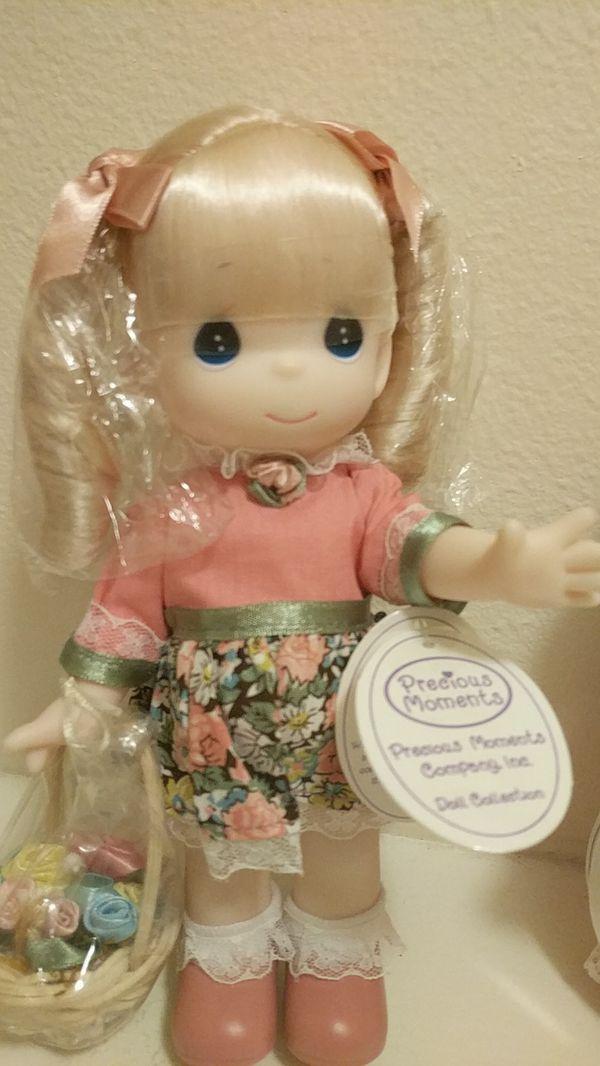 Collectible Precious Moments Dolls