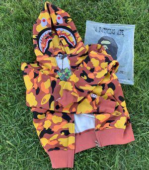 Bape wGm Hoodie Camo for Sale in Henderson, NV