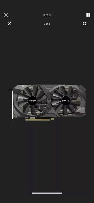 PNY GeForce™ RTX 3070 8GB GDDR6 Dual Fan Video Graphics Card VCG30708DFMPB for Sale in Arlington, VA