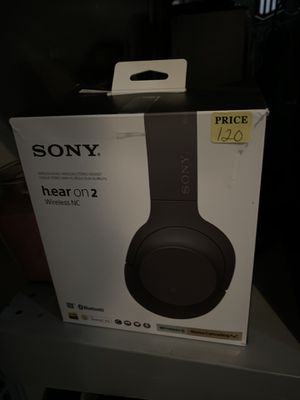 Sony loud headphones for Sale in Modesto, CA