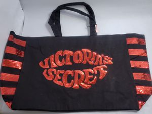 New with tag XL Victoria's Secret Tote Bag for Sale in San Antonio, TX