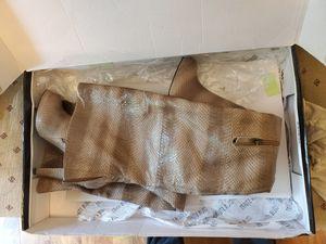 Stuart Scott boots by Victoria secret for Sale in Hillsboro, OR