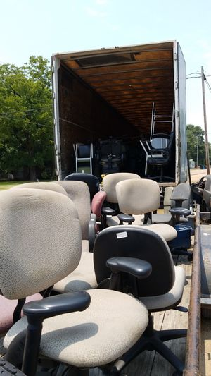 Used Office Chairs good for home or deer Stand for Sale in Simmesport, LA