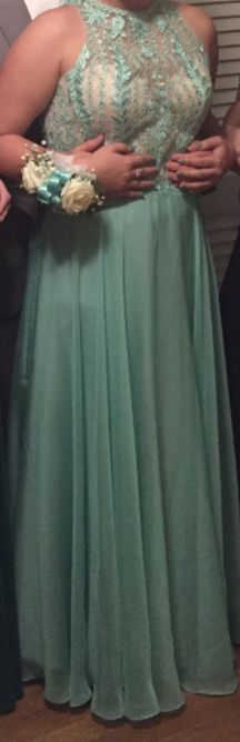 Teal prom dress for Sale in Nashua, NH