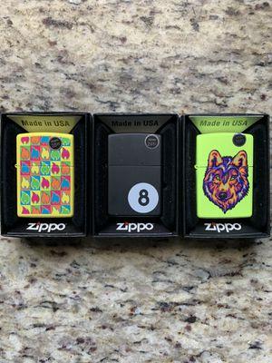 Zippo lighters for Sale in Phoenix, AZ