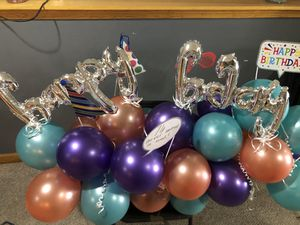 Birthday Balloon Bouquet for Sale in Bristol, CT