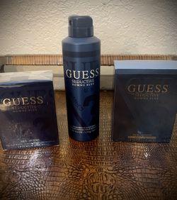 Authentic Guess Men's Seductive Blue Set for Sale in Orlando,  FL