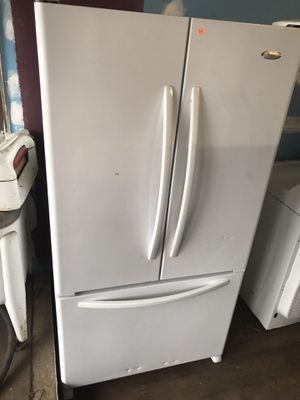 Whirlpool French door refrigerator for Sale in Gastonia, NC