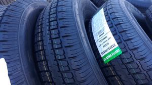 st225 75 r15 trailers tires 4 new $220 for Sale in Los Angeles, CA