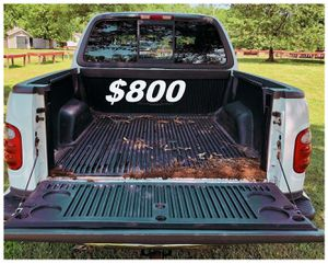 ✅$8OO immaculate 2002 Ford F 150 condition! Runs and drives like new looks even better. ✅ for Sale in Oakland Park, FL