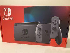 BRAND NEW Nintendo Switch 32GB Console w/ Gray Joy‑Con for Sale in Denver, CO