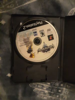 Kingdom Hearts 2 PlayStation 2 for Sale in Las Vegas, NV
