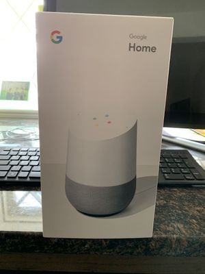 Brand New Google Home (still in box) for Sale in Arlington, VA