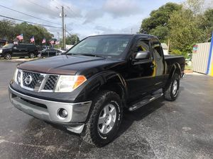 2007 Nissan Frontier for Sale in Tampa, FL