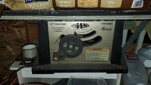 SWS table saw for Sale in Battle Ground, WA
