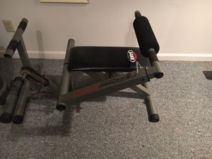 Body by Jake Fitness Equipment for Sale in Monroe Township, NJ