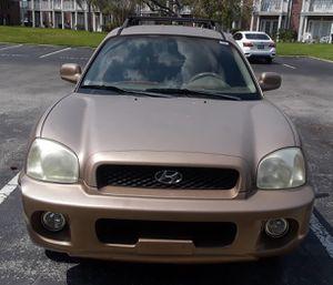 2003 Hyundai santa fe for Sale in Tampa, FL