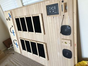 JNH Lifestyles Infrared Sauna Joyous 2 person for Sale in Goodyear, AZ